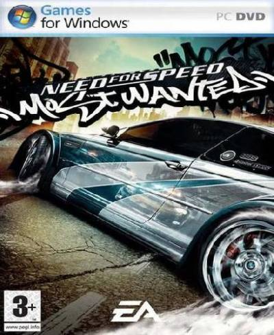 Need for Speed - Most Wanted (2005/RUS/Repack) скачать бесплатно.